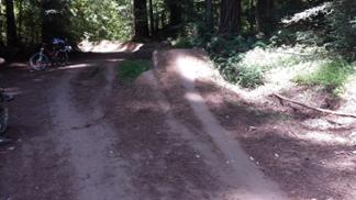 Mailboxes 2-3 laps * 5 miles, 800ft descent, 200ft climb