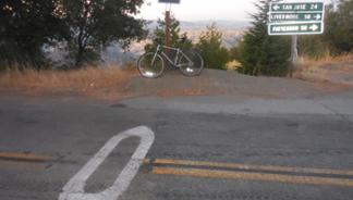 ToC shadowing or Mt. Hamilton hillclimb.